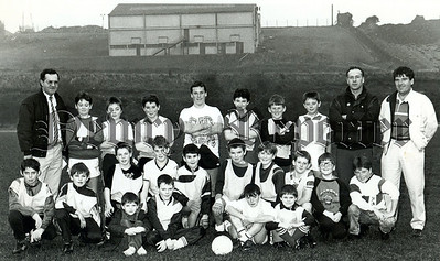 St Catherine's GAA Schoolboys Team 1989