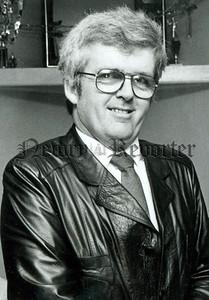 Down GAA County Chairman Donal McCormac