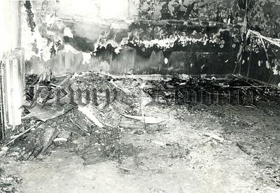 April 1989 - Fire St Joseph's High School Newry