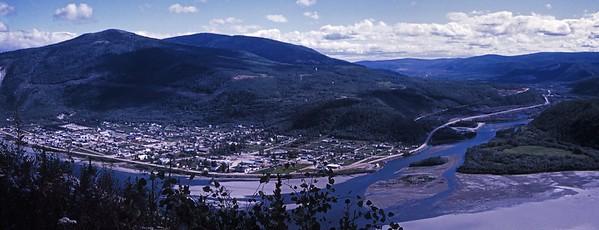1971 Yukon & British Columbia