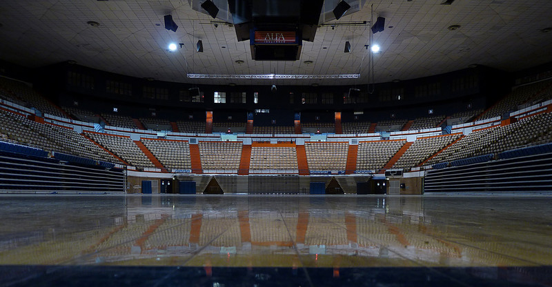 Auburn University, Beard-Eaves Memorial Coliseum