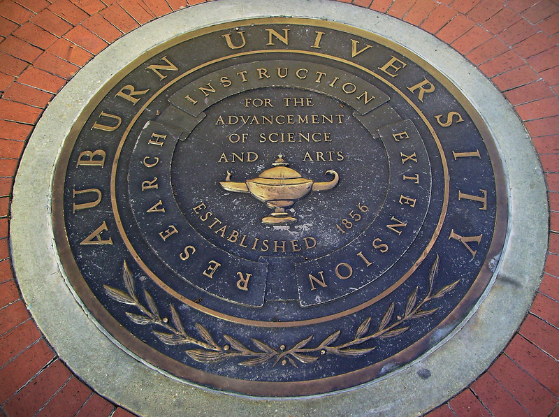 Auburn University, Auburn University seal