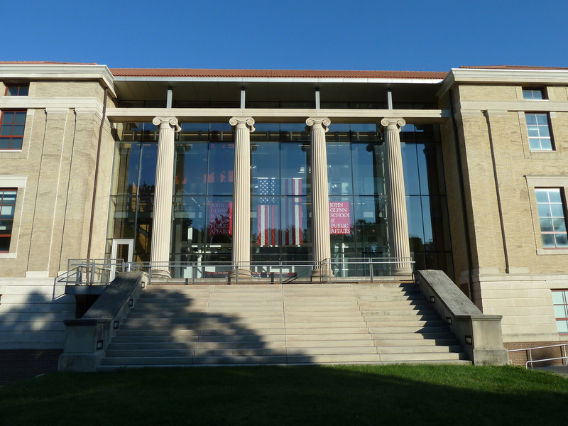 The Ohio State University, Page Hall