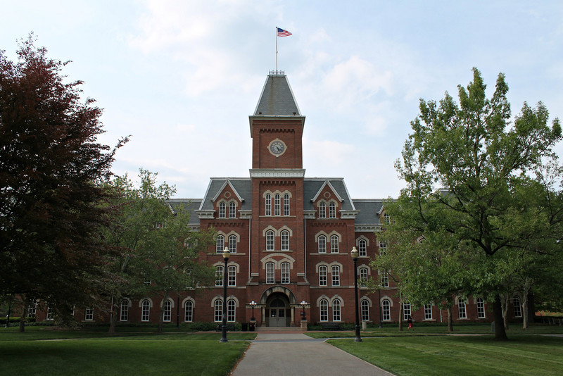 The Ohio State University, University Hall