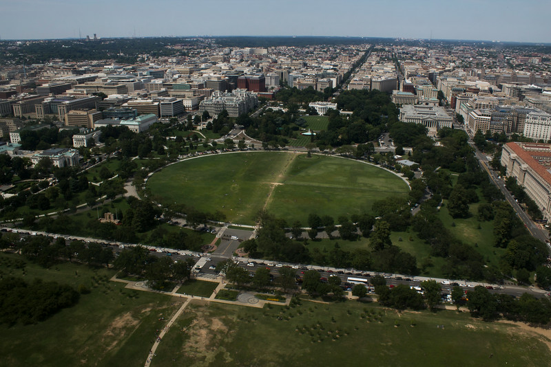 White House and Washington, D.C.