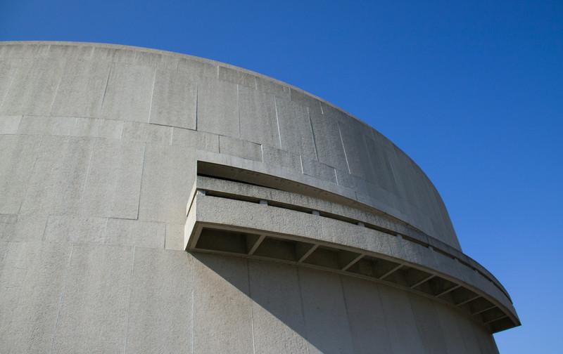 exterior of Hirshhorn Museum