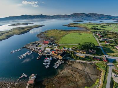 Løvøen Gård, Lauvøya