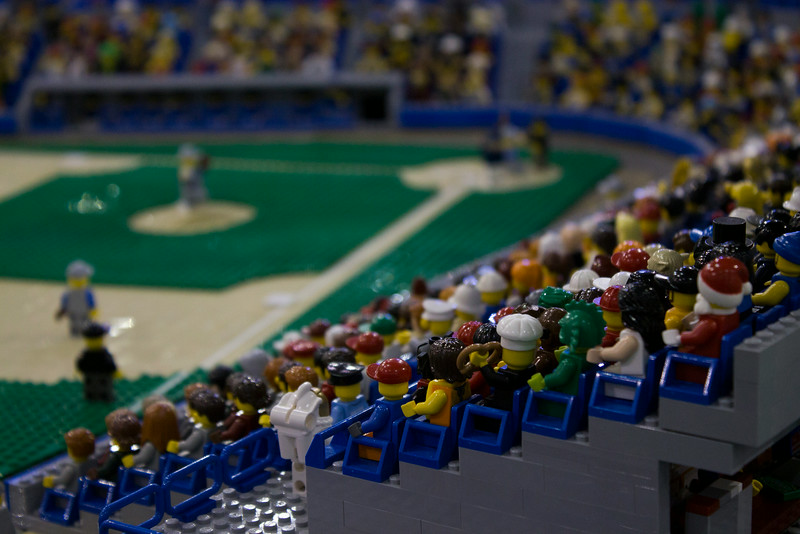 BrickFair VA 2014, New York Yankees training stadium