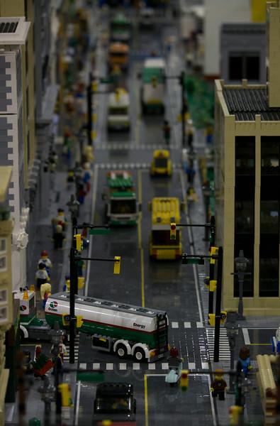 BrickFair VA 2014, city street