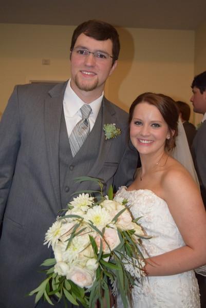 Sarah and Eric Hillman