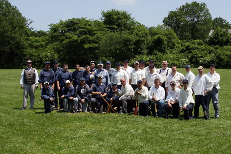 Mineola Washingtons<br /> Brooklyn Eckfords<br /> May 2012