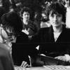 Anne and Graham, playing bingo - circa 1961