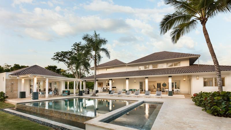 Villa Encantada; Casa de Campo, La Romana, Dominican Republic
