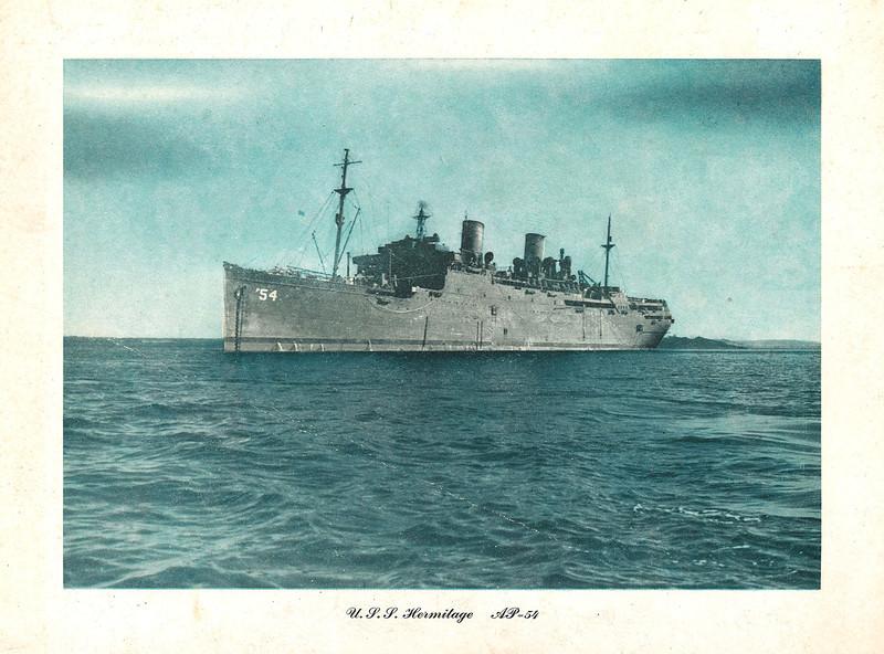 USS Hermitage