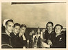 2/18/46 -- Enjoying a beer at McGill's in Bremerton, Washington.