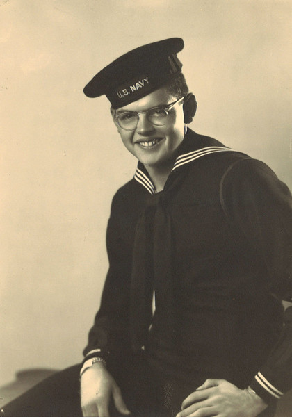 Ted Retherford - United States Navy