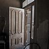 Antigued Door in Bodie Ghost Town
