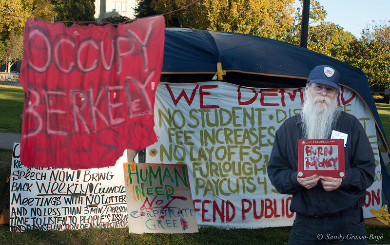 Occupy Berkeley Collage
