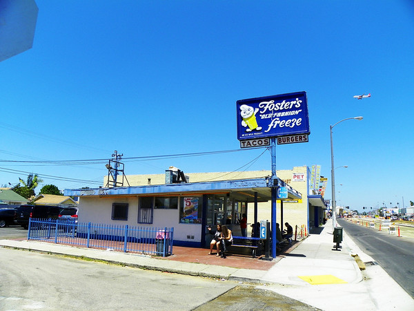 Foster's Freeze - 1