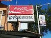 Welcome to Irv's Burgers