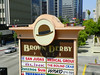 """The Korean Mall is named the """"Brown Derby Plaza""""."""