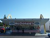 The Oldest Surviving McDonald's, this was one of the original 3 outlets built by the McDonald brothers before they sold franchise rights to Ray Kroc. It wasn't part of the McDonald's Corporation until 1990.