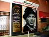 Sinatra Society of America display 2