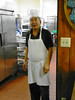 Mr. Lam, cooking authentic Chinese cuisine for Ming's for 30+ years.