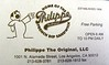 Philippe business card