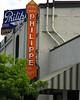 Philippe orange sign