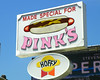 Welcome to Pink's in Hollywood