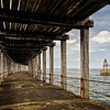 Whitby's East Pier