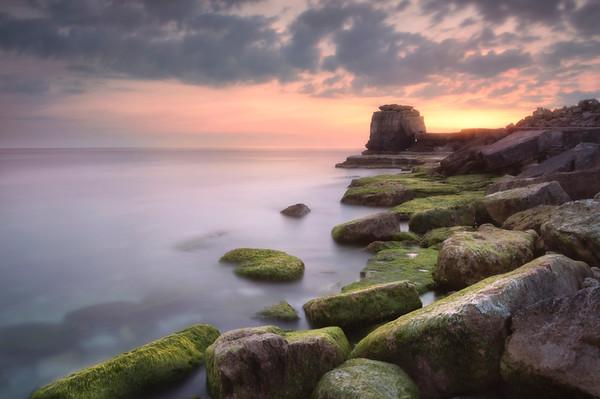 Pulpit Rock at Sundown