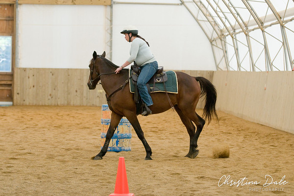 OPRC::Barrel Racing