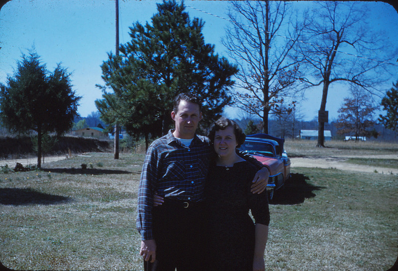 Sam Mueller and Marjorie Mueller