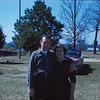 Sam Mueller and Marjorie Mueller