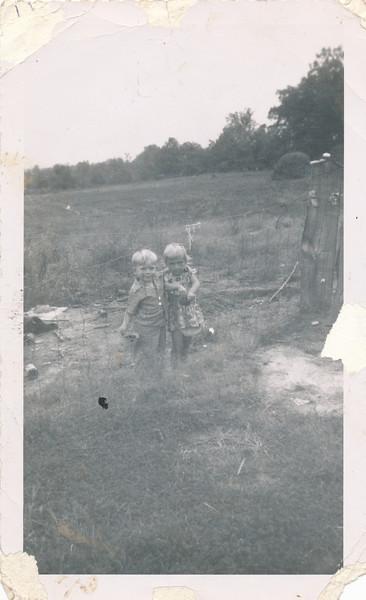James Reed Thompson and Linda Kay Peyton
