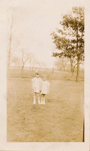 Loretta Peyton and Linda Peyton