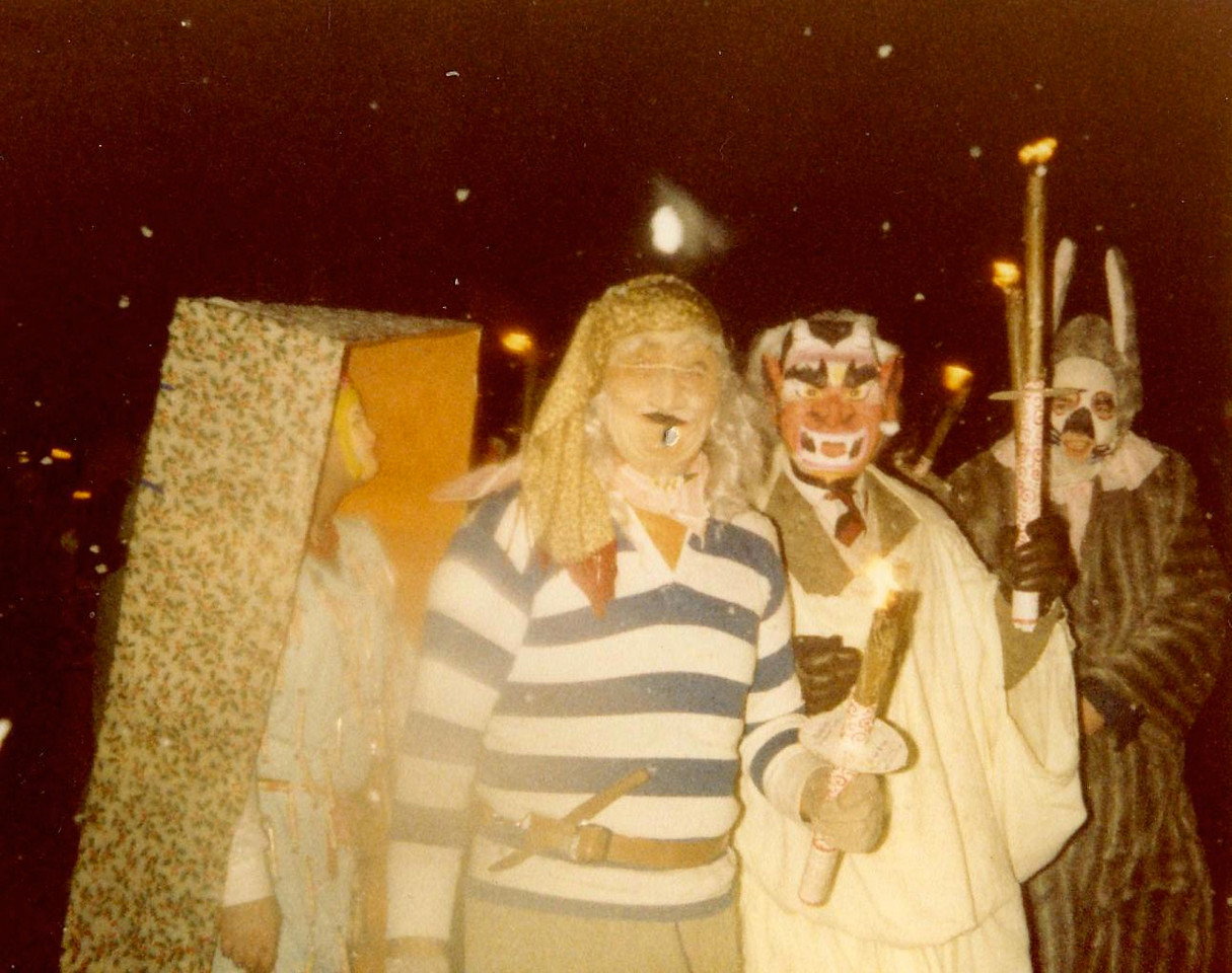 1980 12 Hogmanay December 1980