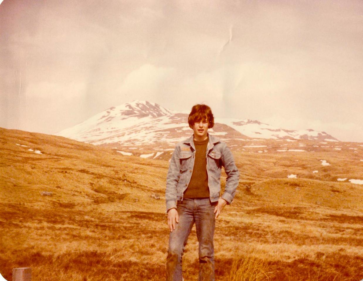 1980 04 Brian Beinn Ghlas 6 April 1980