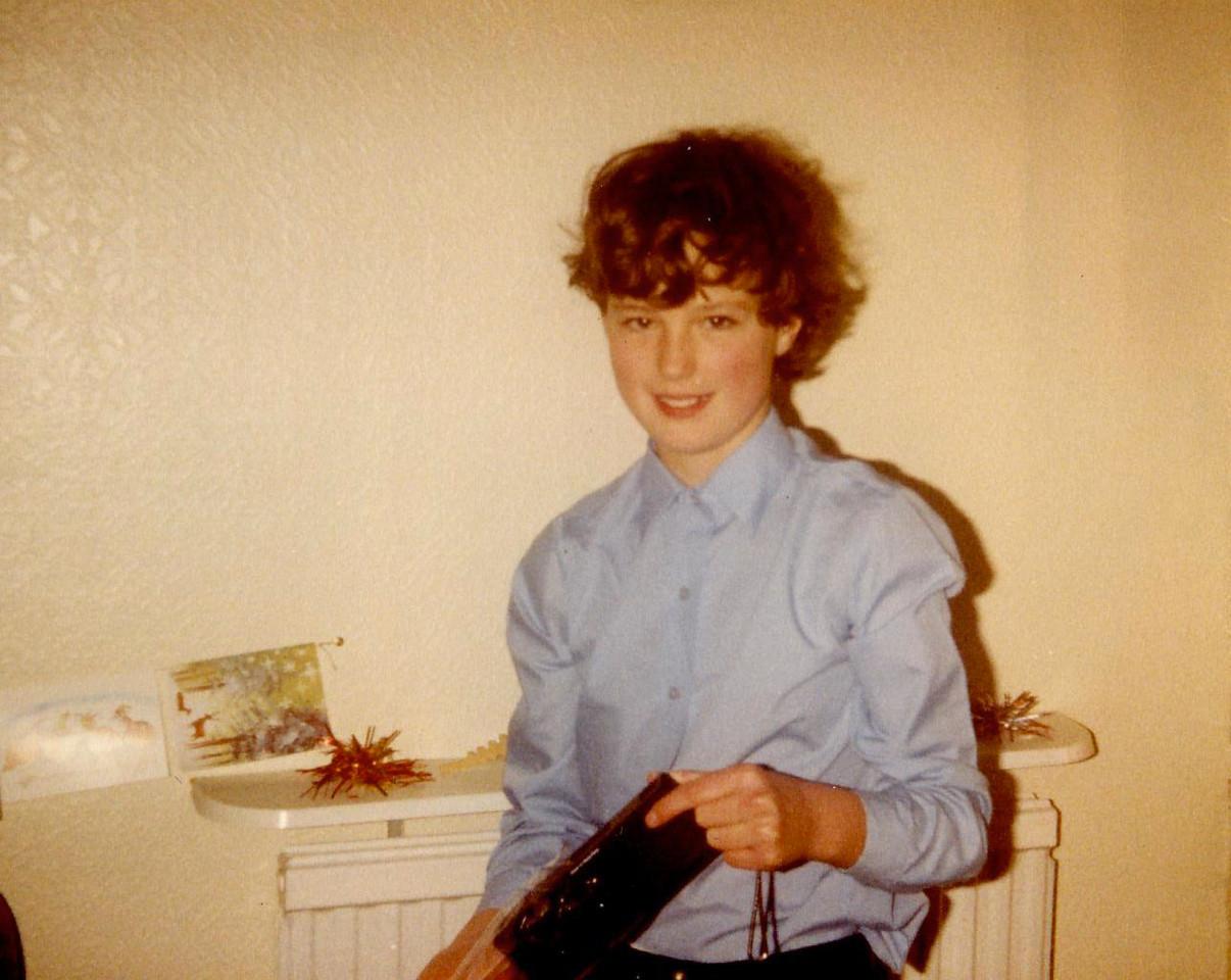 1980 12 Ann Taymount 25 December 1980