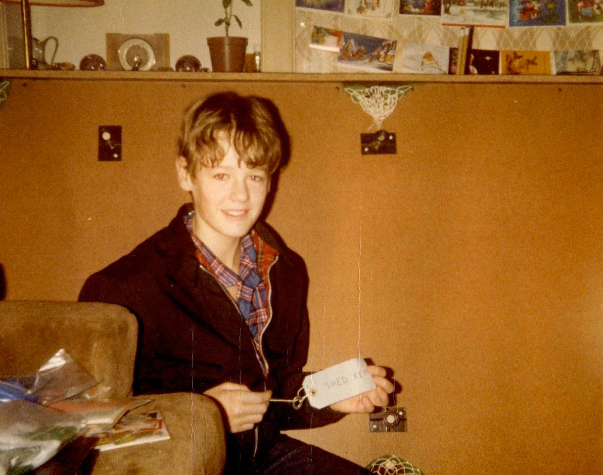 1980 12 Kenny Taymount 25 December 1980