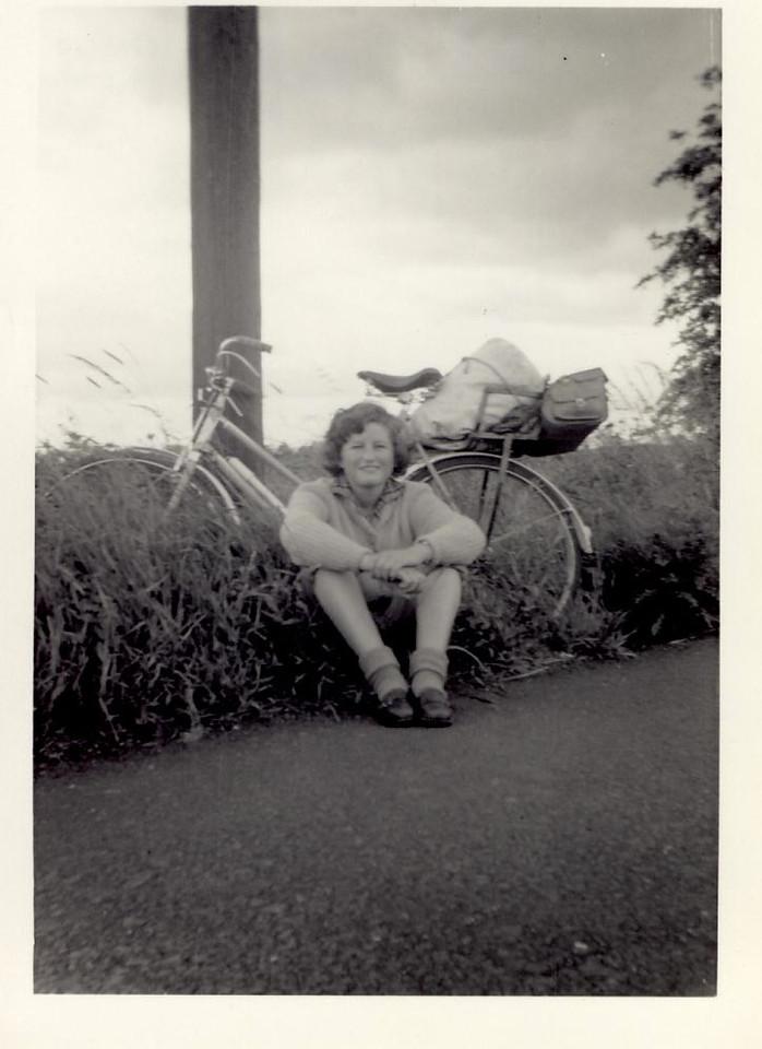 1959 07 Janet, nr  Perth 13 July 1959