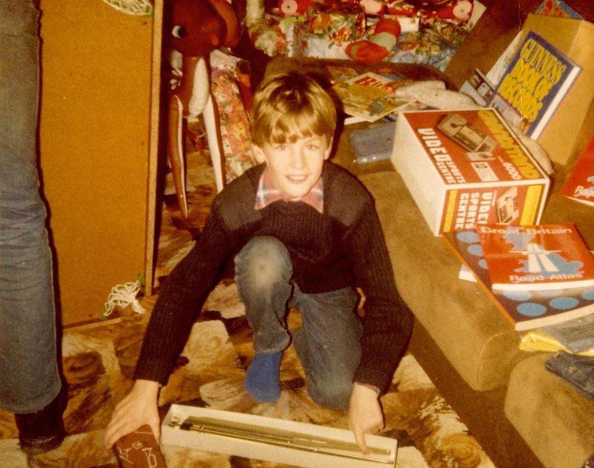 1980 12 Alan Taymount 25 December 1980