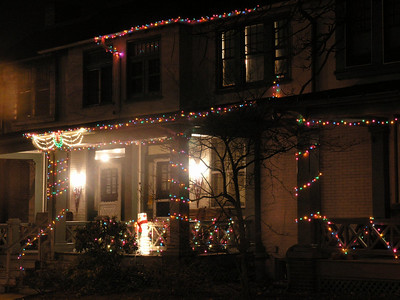 Roselawn 3 is completely decked out