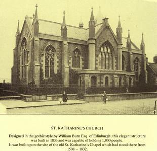 al St  Katharine's 1833-1967