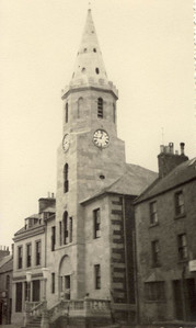 bu Town Hall 1958