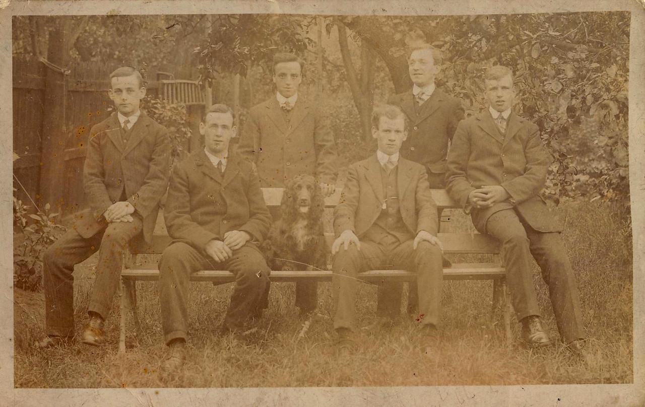 ark Lawr W  (2nd left)