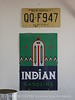 Indian Gasoline sign