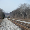 New CSX signals and train- Halethorpe, MD